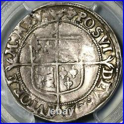 1560 Elizabeth I Shilling Great Britain Silver Coin PCGS VF Det (20061801C)