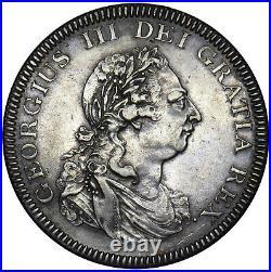 1804 Bank Of England Dollar George III British Silver Coin V Nice