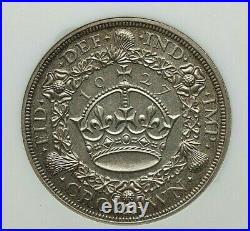 1927 Great Britain George V Silver Crown Ngc Pf-65 Gem High Grade L@@k