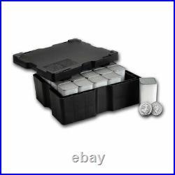 2021 Great Britain 1 oz Silver Britannia Monster Box 500 Coins