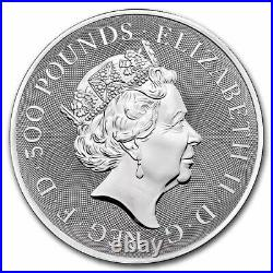 2021 Great Britain Kilo Silver Queen's Beasts Collector Coin SHIPS FREE 8/3 Tues