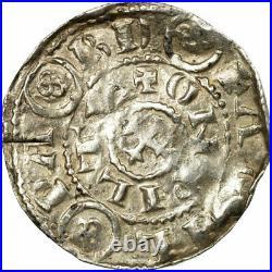 #511869 Coin, Great Britain, Henry I, Penny, Moneyer Ailward, Wilton