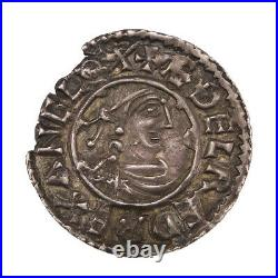 Anglo-Saxon Aethelred II Silver'Hand of Providence' Type Penny 979-985