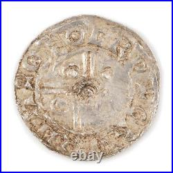 Anglo-Saxon, Cnut, Silver Helmet Type Penny, 1029-36