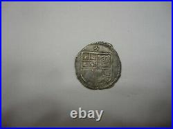Great Britain James I 1603-04 Silver 2 Pence (1/2 Groat) KM 10