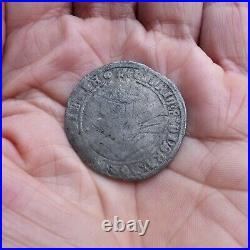 Hammered Tudor Period Henry VIII Silver Testoon