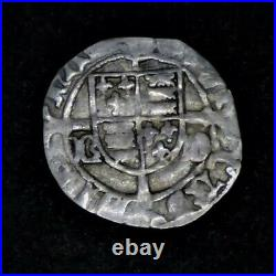 Hammered Tudor Period Henry VII Sovereign Silver Penny