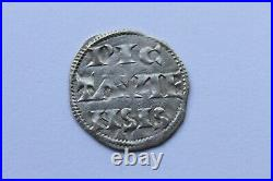 MEDIEVAL BRITISH CRUSADER KING RICHARD I THE LION HEART COIN 12th CENTURY AD