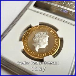 SALE Great Britain 2015 GILT Britannia Early Releases NGC PF 69 U Cameo