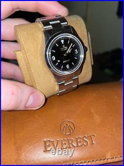 SMITHS EVEREST PRS-25 36MM GILT DIAL (Near Mint Condition)